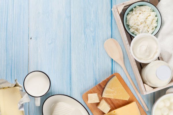 Dairy Products DASH Diet