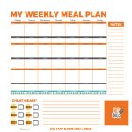 Weekly-Diet-Calendar-Newsletter